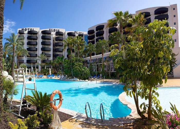 Swimming pool albir playa hotel & spa  alfaz del pi
