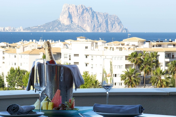 Suite pure & senses albir playa hotel & spa  alfaz del pi