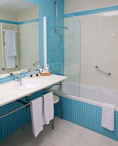 Bathroom albir playa hotel & spa  alfaz del pi