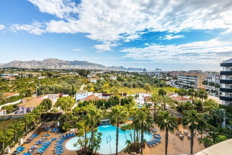 Outdoors albir playa hotel & spa  alfaz del pi