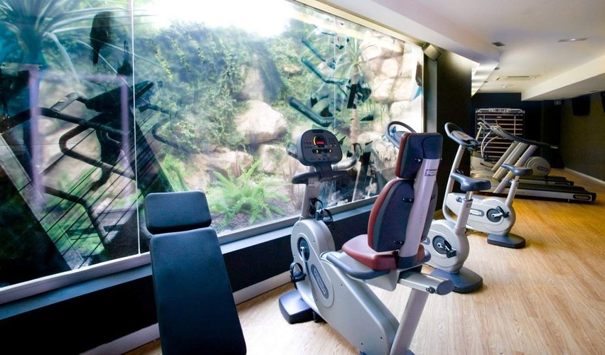 Gym albir playa hotel & spa  alfaz del pi