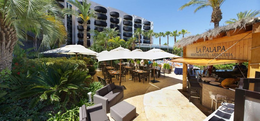Bar albir playa hotel & spa  alfaz del pi