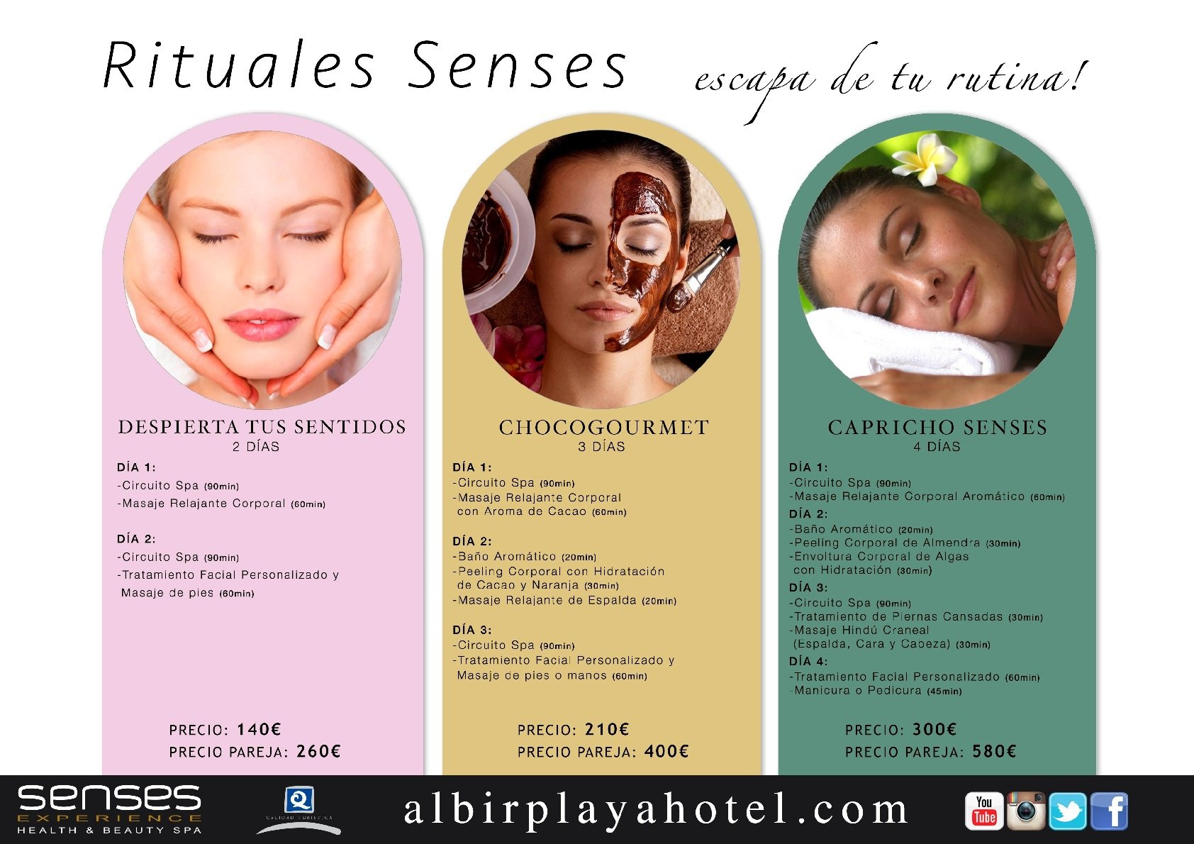 Circuito Spa : Albir playa hotel & spa spa in alfaz del pi official website