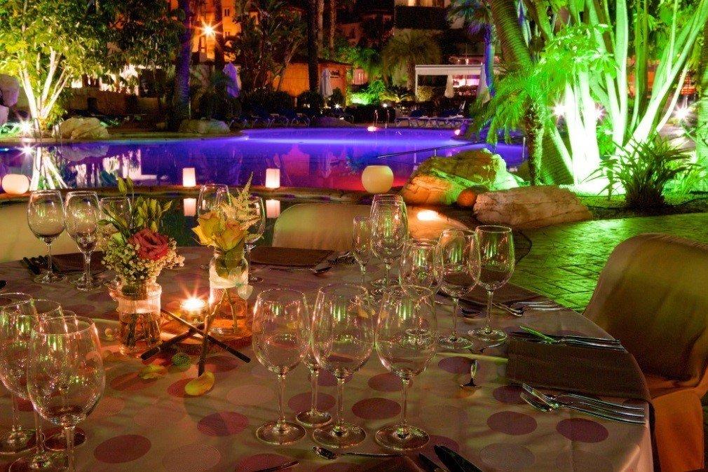 Bodas al aire libre - Albir Playa Hotel & Spa